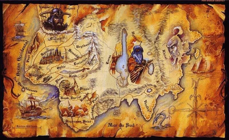 Le refuge de la louve intrépide - Portail Carte-con